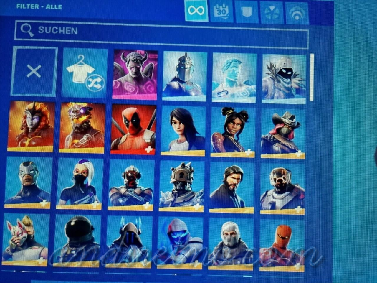 Image 2 - FN account OG/Legendary Skins!!! Galaxy and Black Knight