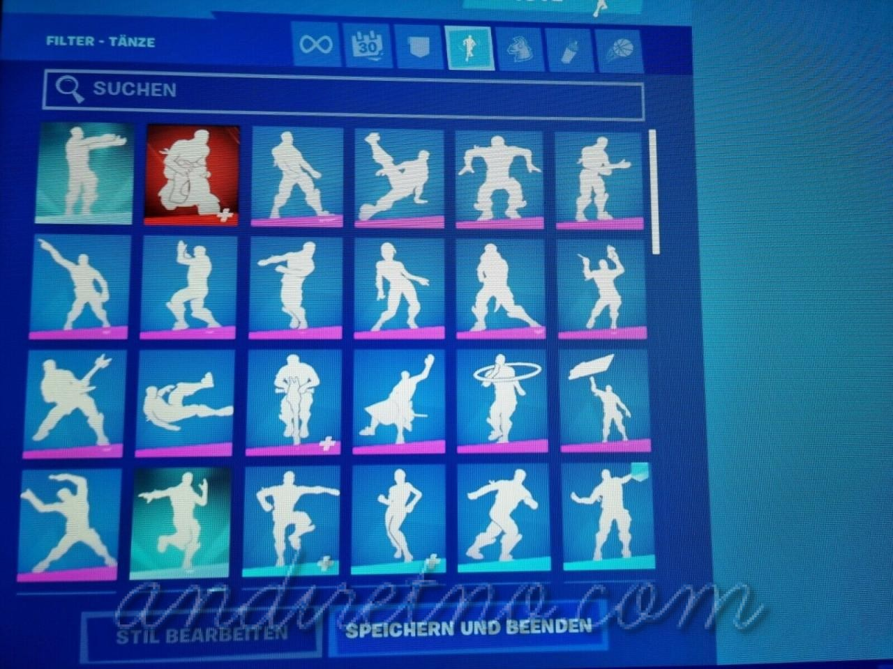 Image 101 - FN account OG/Legendary Skins!!! Galaxy and Black Knight