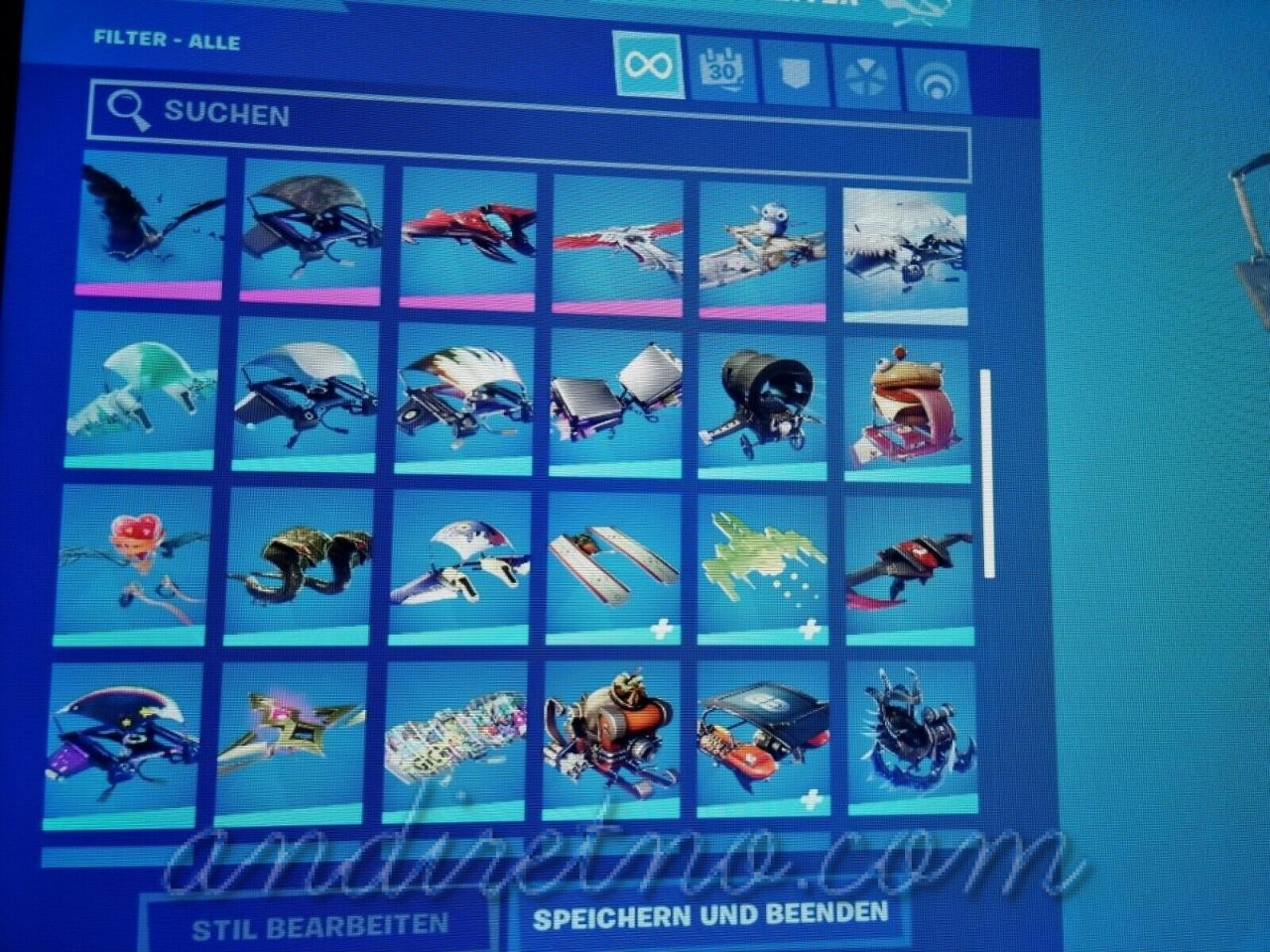 Image 71 - FN account OG/Legendary Skins!!! Galaxy and Black Knight